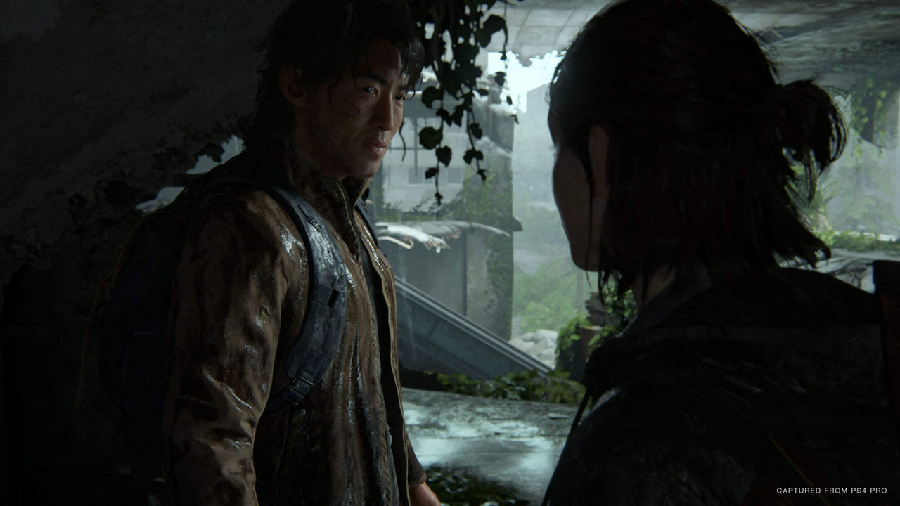 Jesse is played by Stephen A. Chang in The Last of Us Part 2 on PlayStation 4.