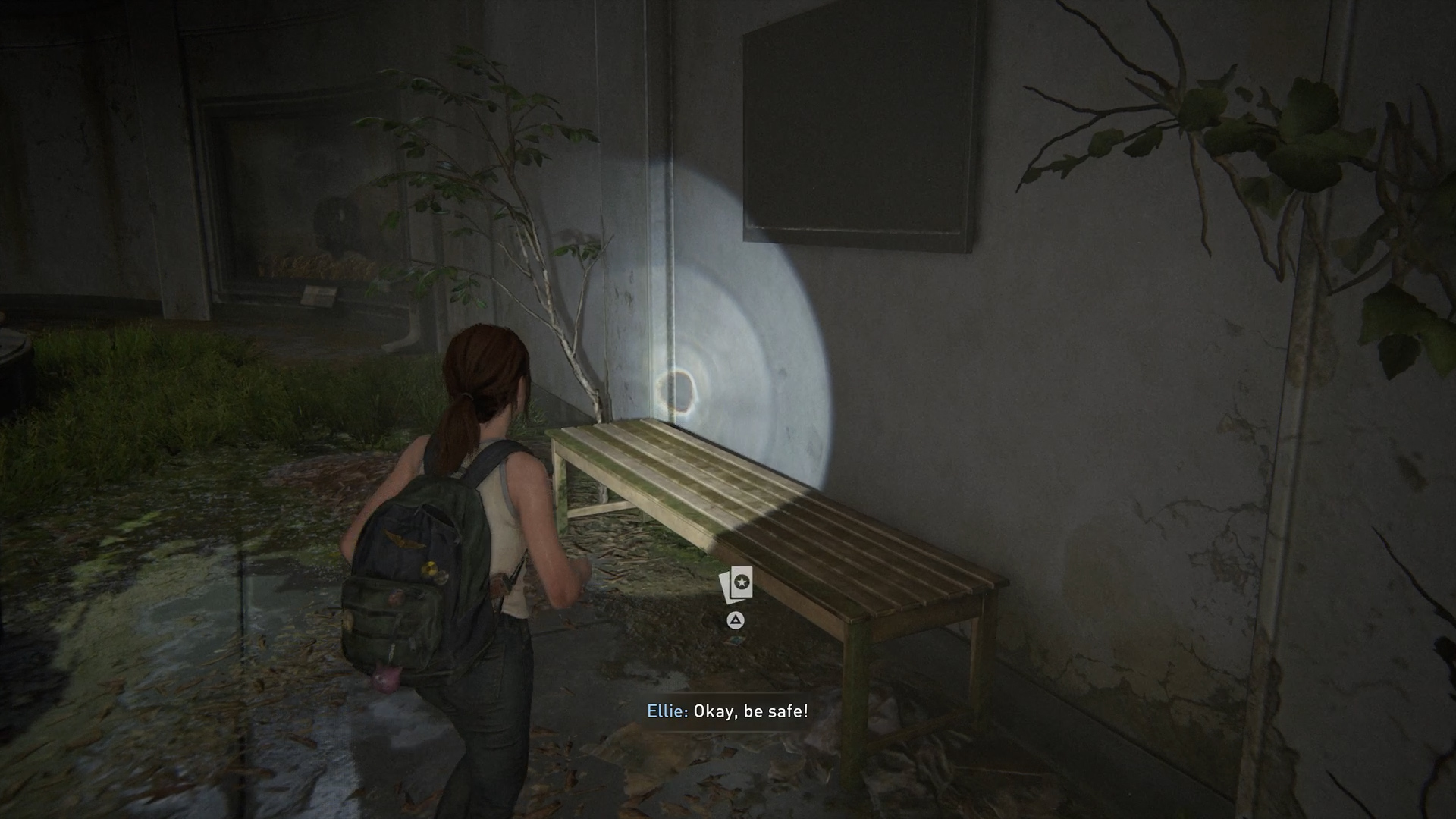Trading Card locations in Tlou2 - Saura