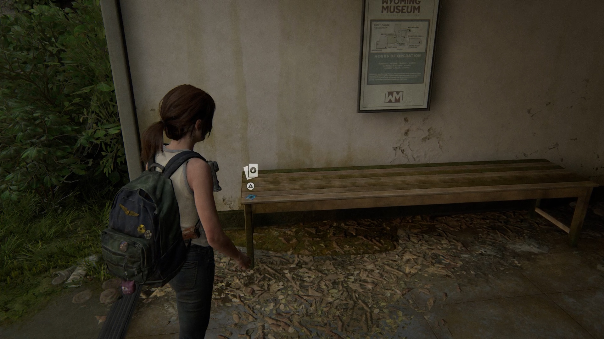 Trading Card locations in Tlou2 - The Nighthawk