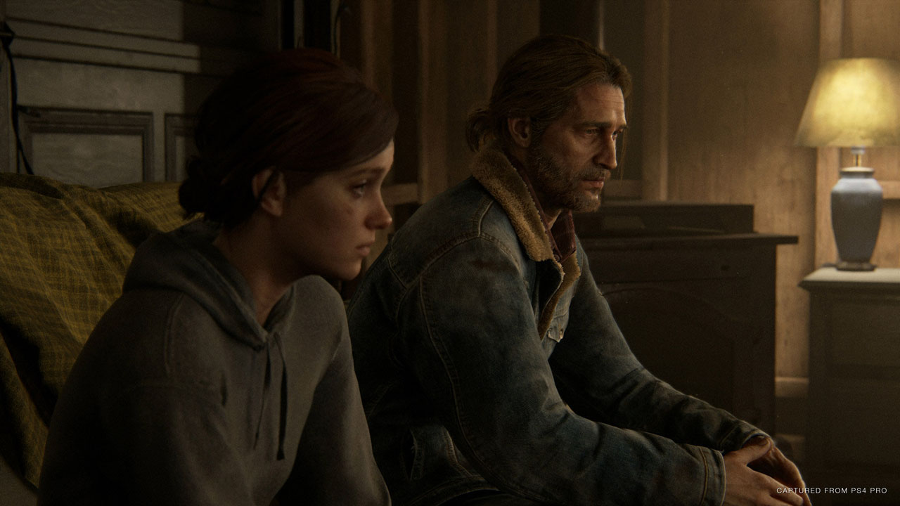Jeffrey Pierce brings Tommy to life in The Last of Us Part 2.