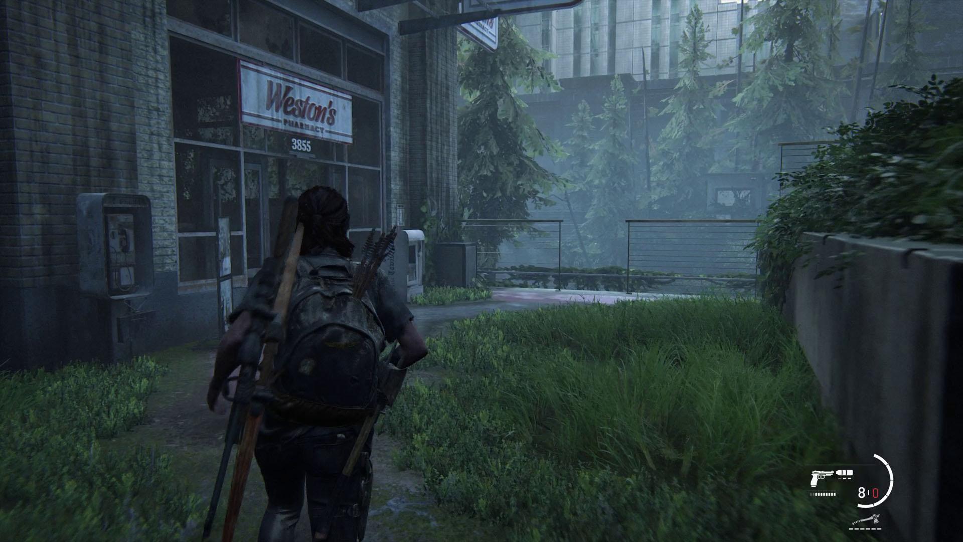 The Last of Us 2 safe codes - weston pharmacy safe