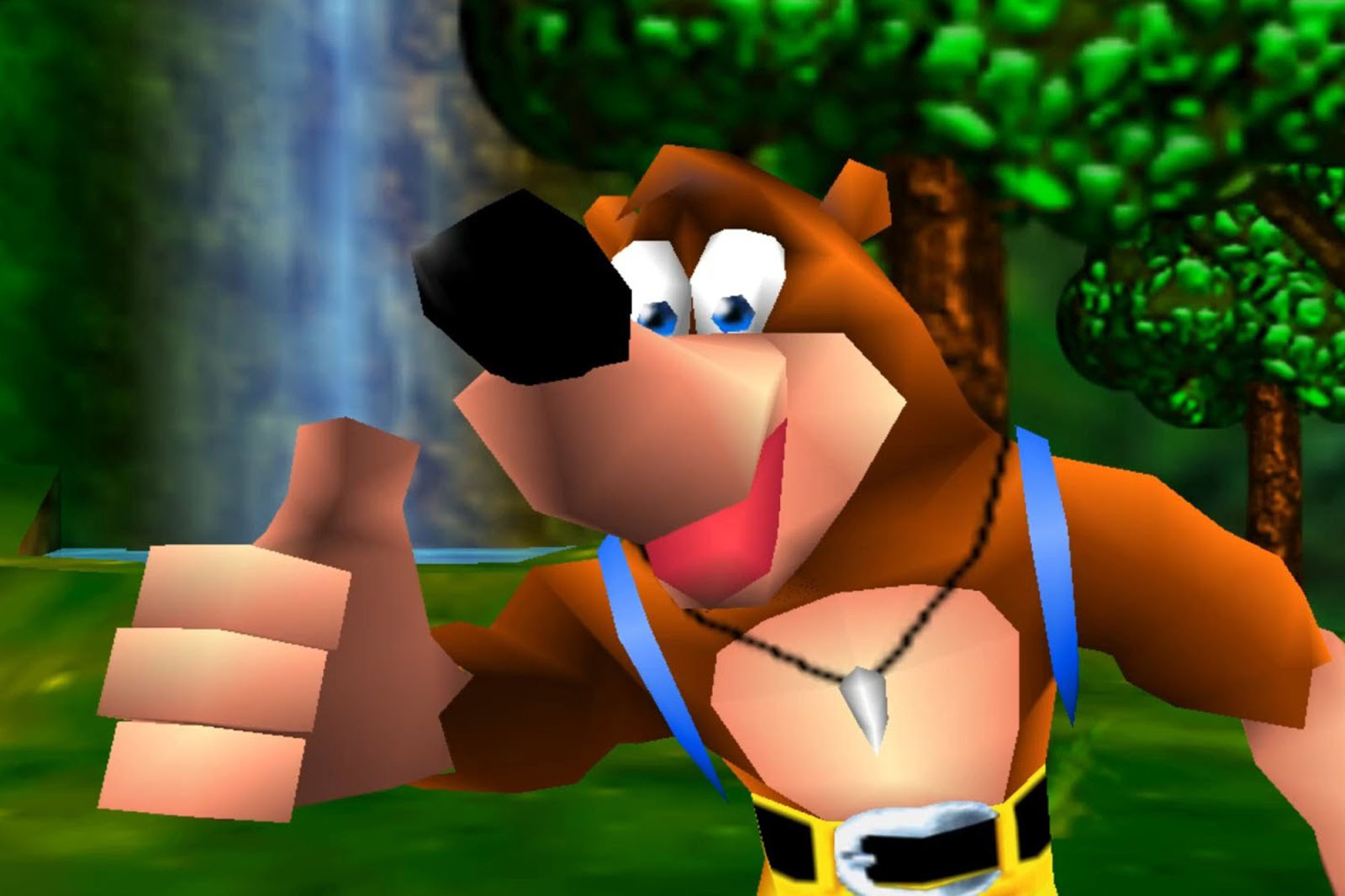 Where was Banjo-Kazooie at Xbox Games Showcase