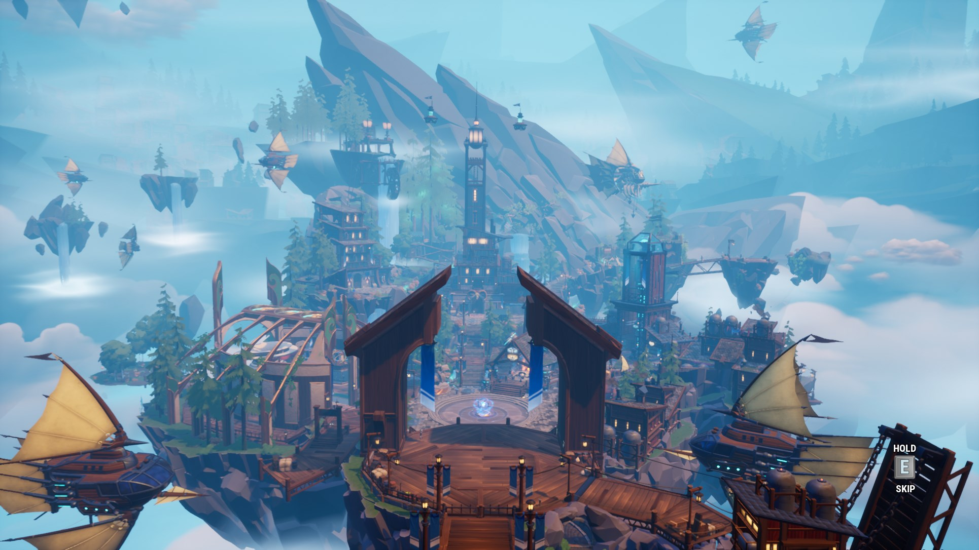New Ramsgate in Dauntless