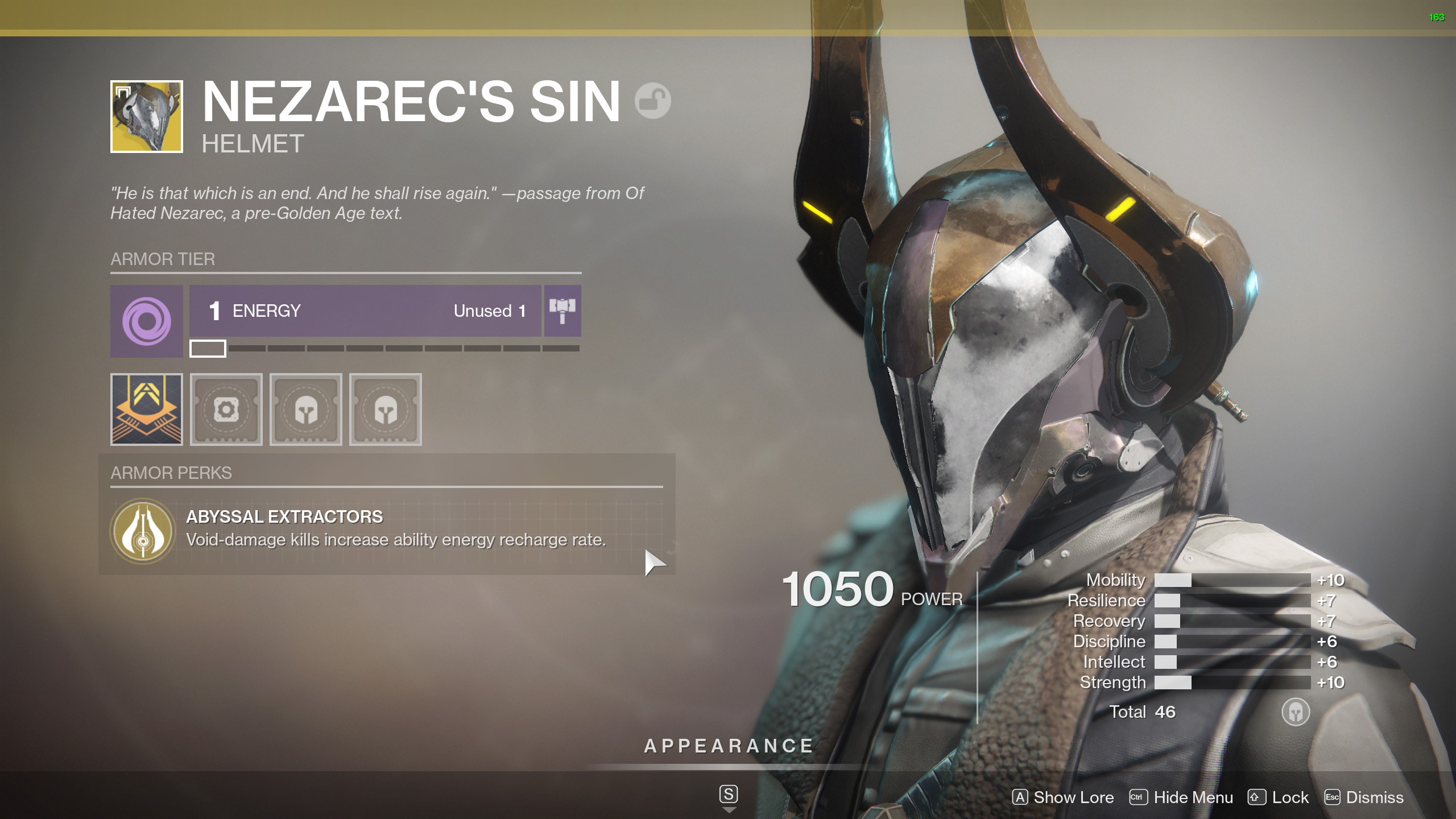 Destiny 2 Nezarec's Sin