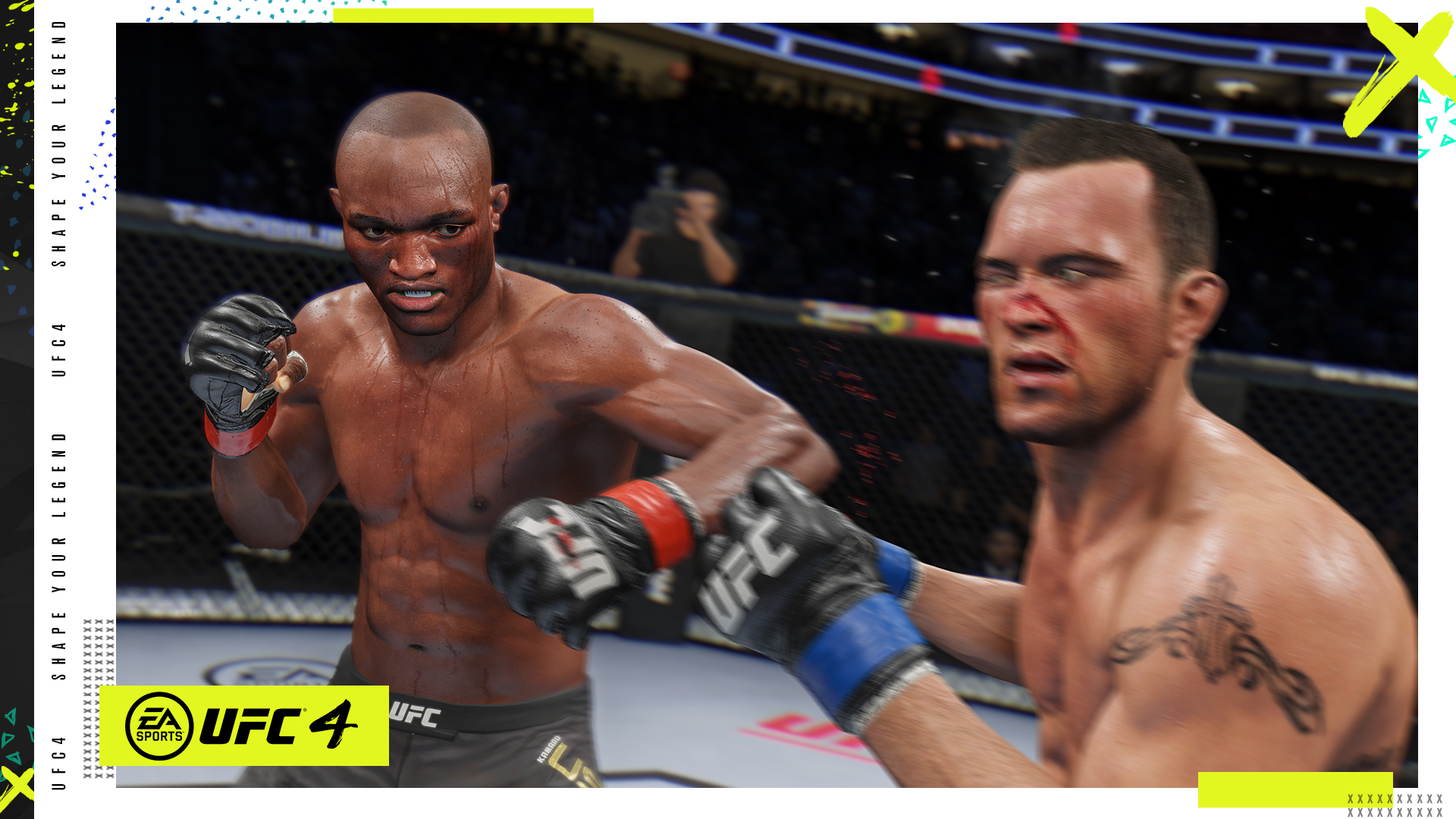 Ea Sports Ufc 4 Preview The Evolution Of Mma Shacknews
