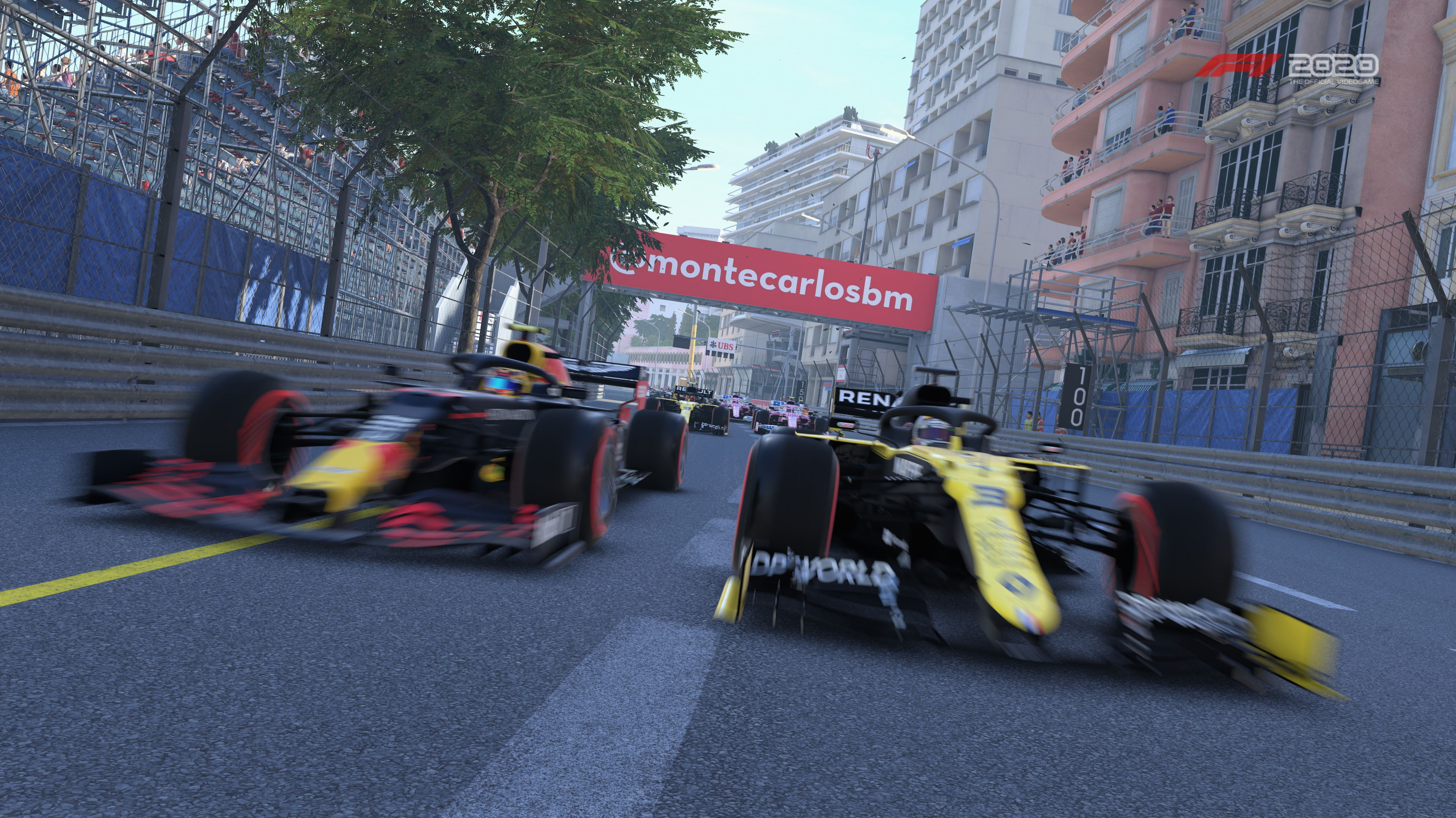The sense of speed in F1 2020 can leave your hands shaking in terror.