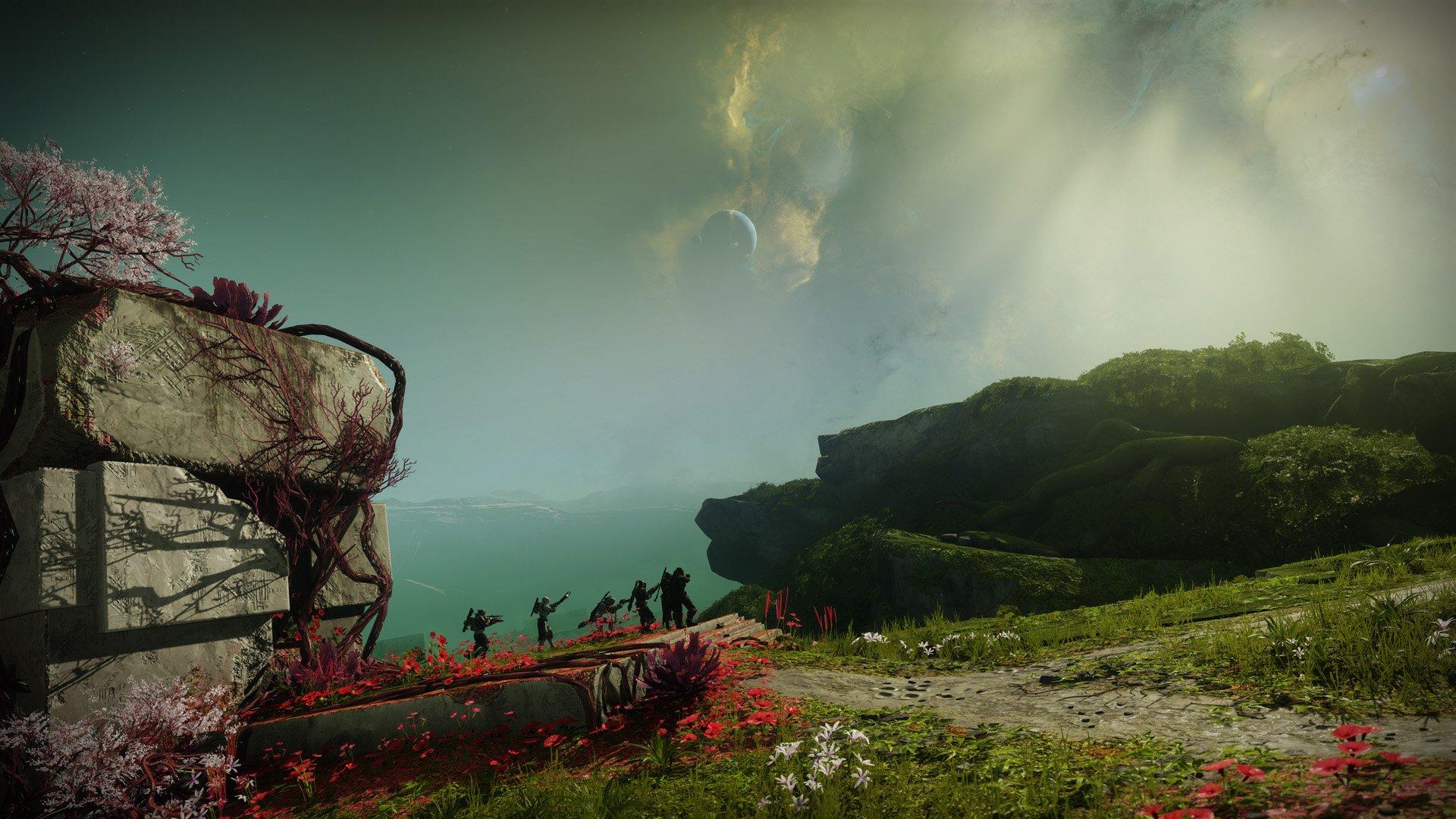 Garden of Salvation raid Destiny 2