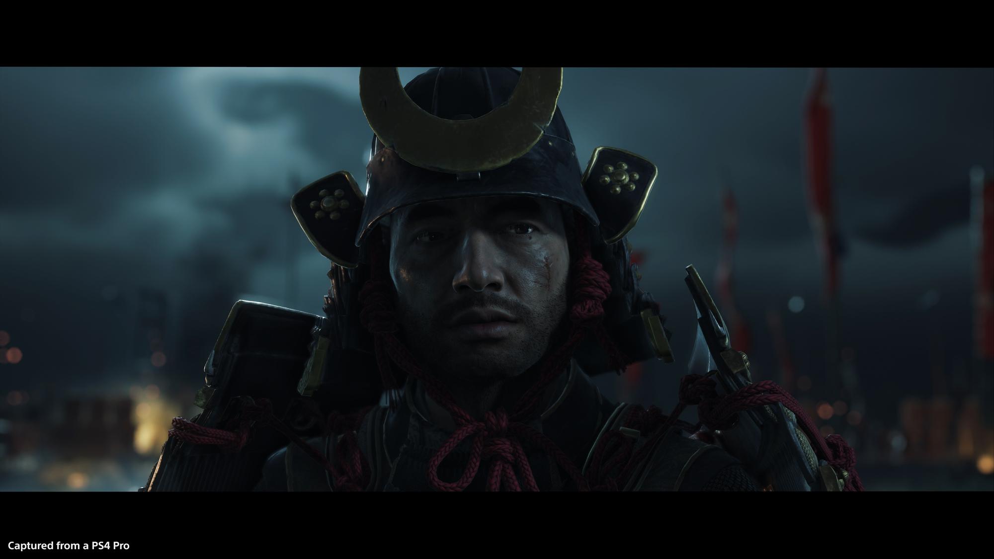 Players will take on the role of samurai Jin Sakai in Ghost of Tsushima.