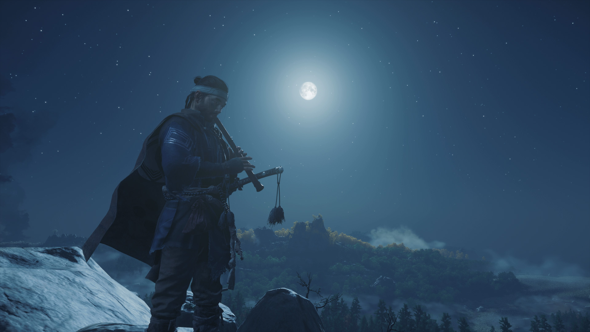 How to change the weather - Ghost of Tsushima