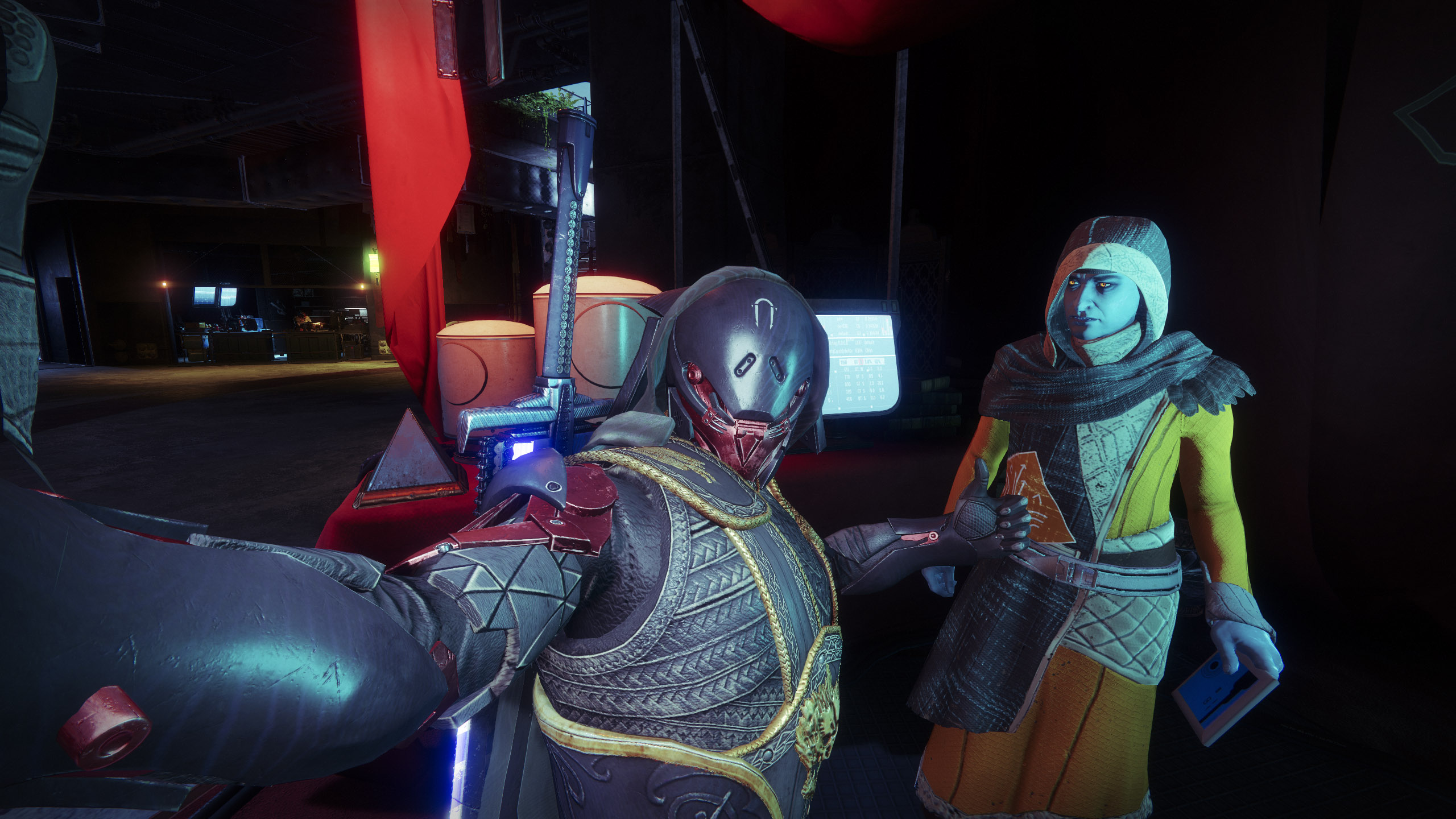 Dragon's Shadow Sources Destiny 2
