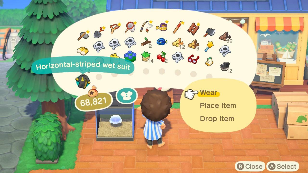 How to swim in Animal Crossing: New Horizons