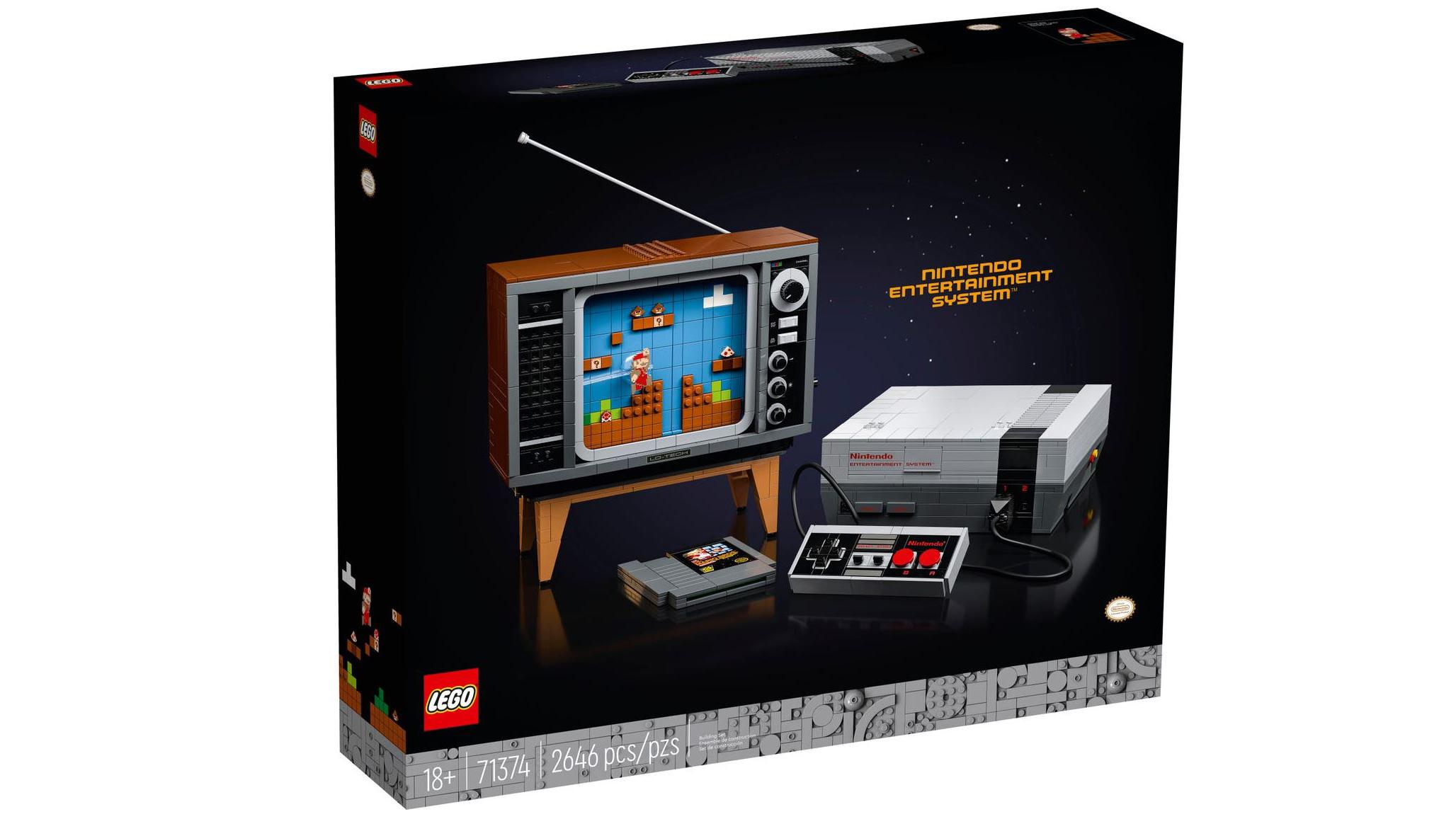 LEGO NES where to buy