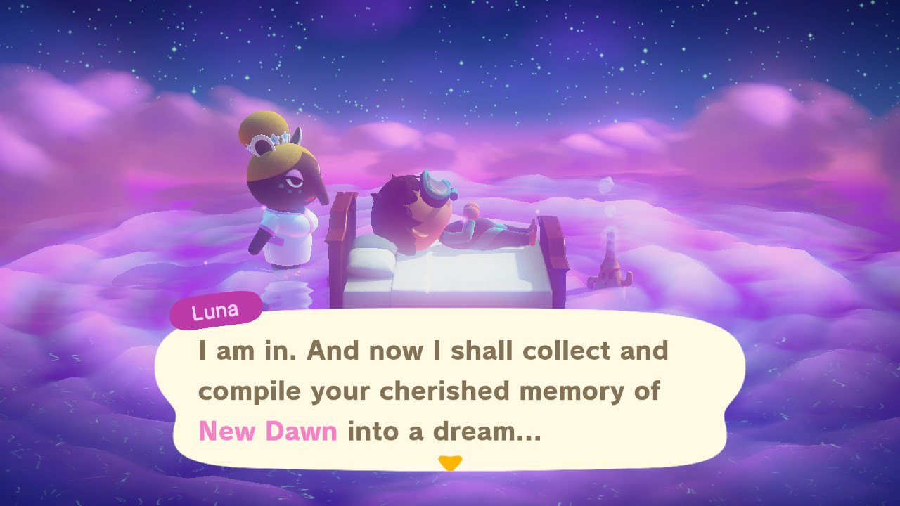 how to share your island dream - animal crossing: new horizons