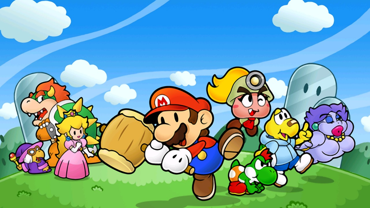 If Nintendo's internal restrictions on Mario universe character design are true, it seems previous Paper Mario characters like Koops, Goombella, and Kammy Koopa wouldn't be possible.