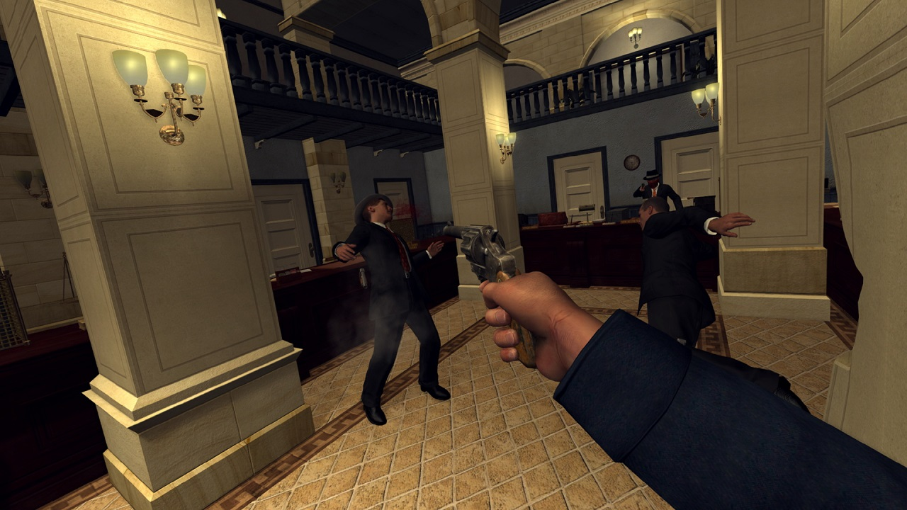 LA Noire: The VR Case Files was an interesting take on Rockstars investigative crime series. What might Video Games Deluxe have up their sleeve for another VR game among Rockstar's IPs?