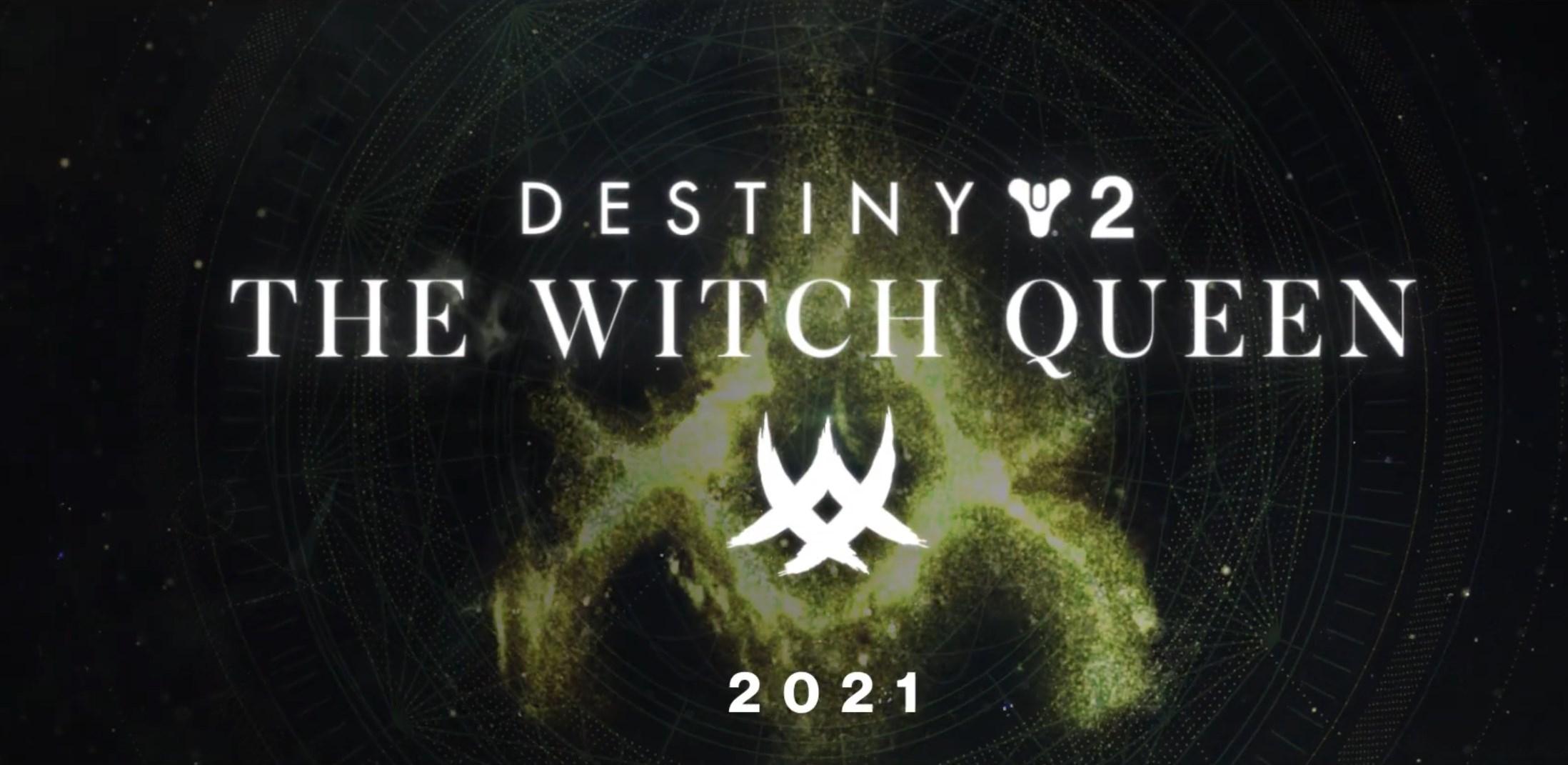 Destiny 2 Season 16 The Witch Queen