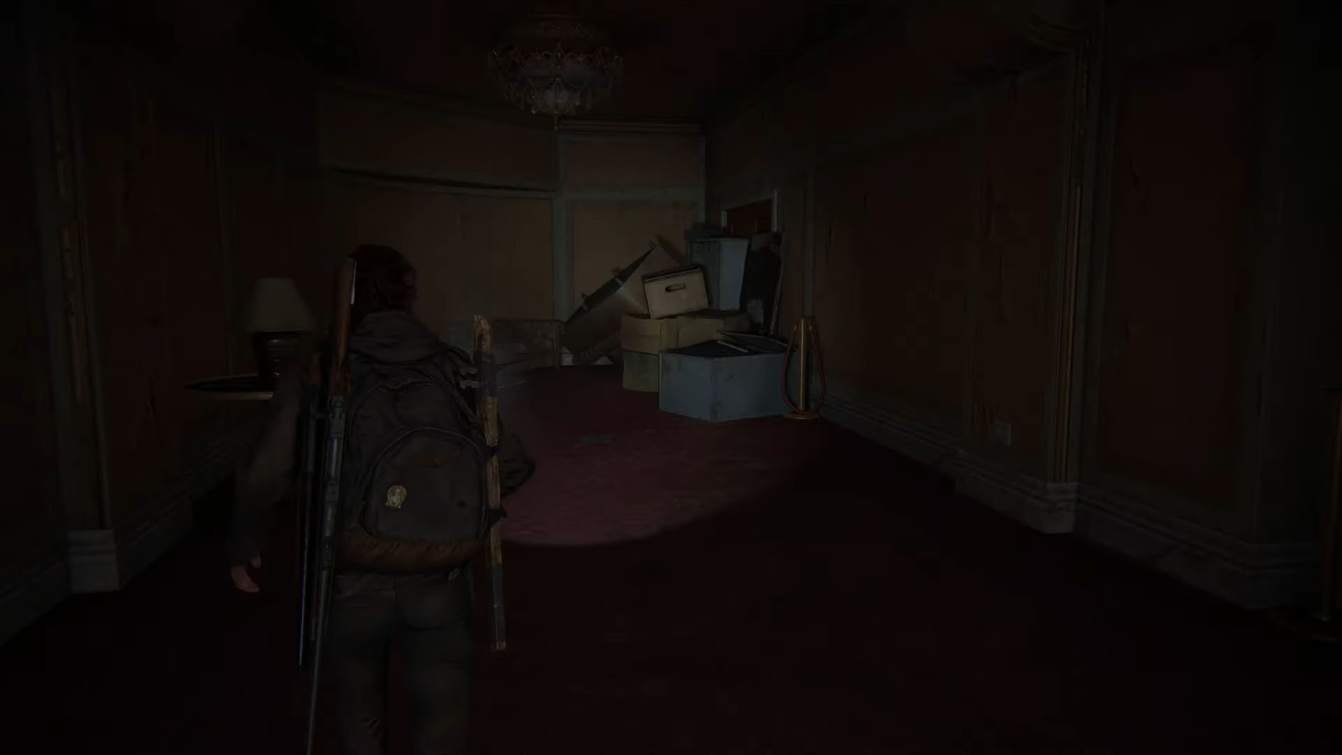 Beyond trading card location - tlou2