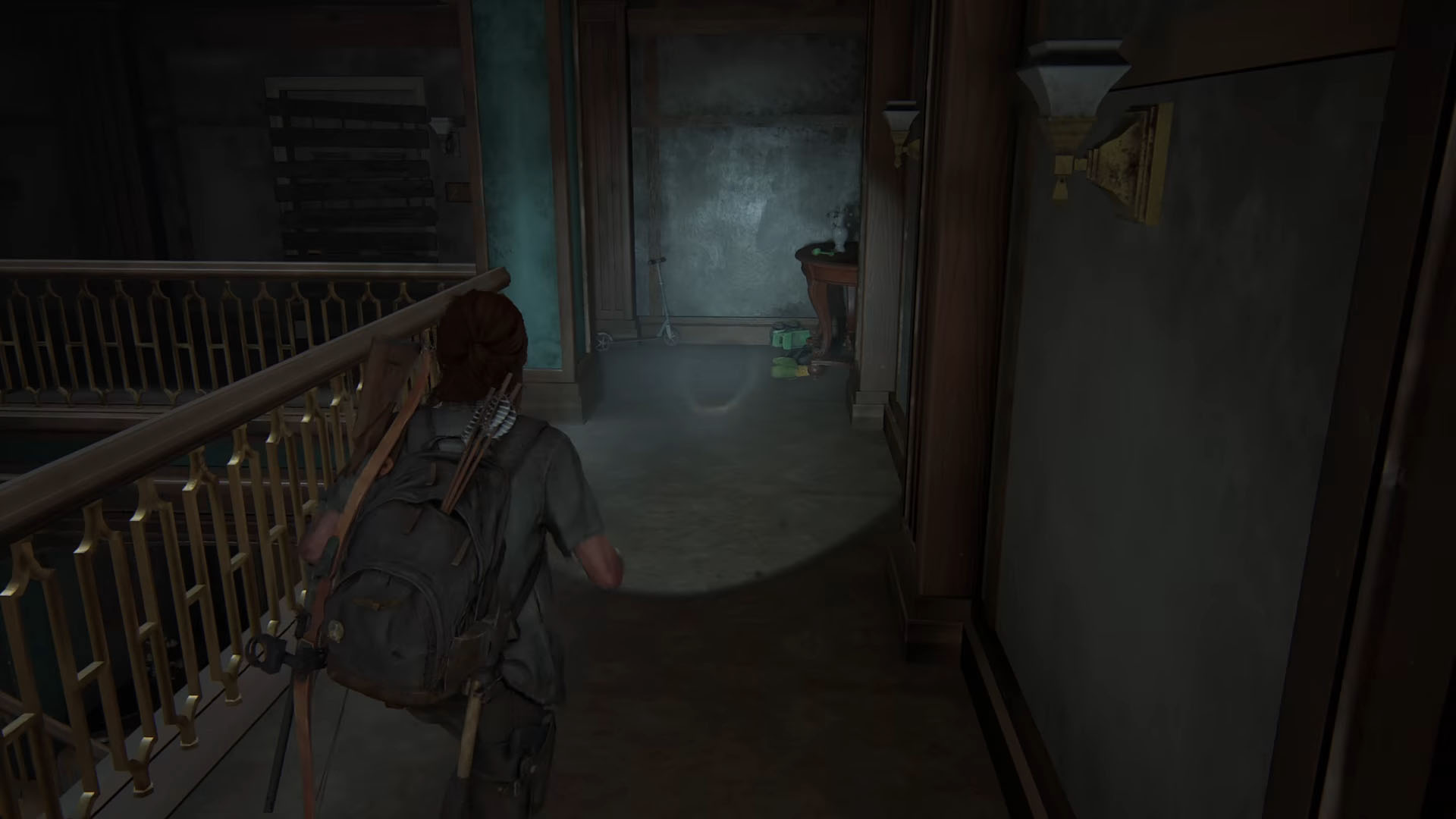 Doppelganger trading card location - tlou2