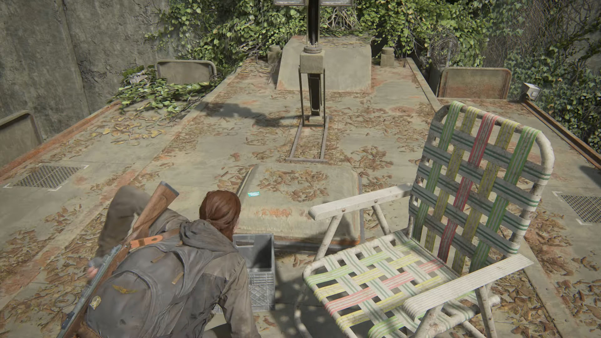 Oozer trading card location - tlou2