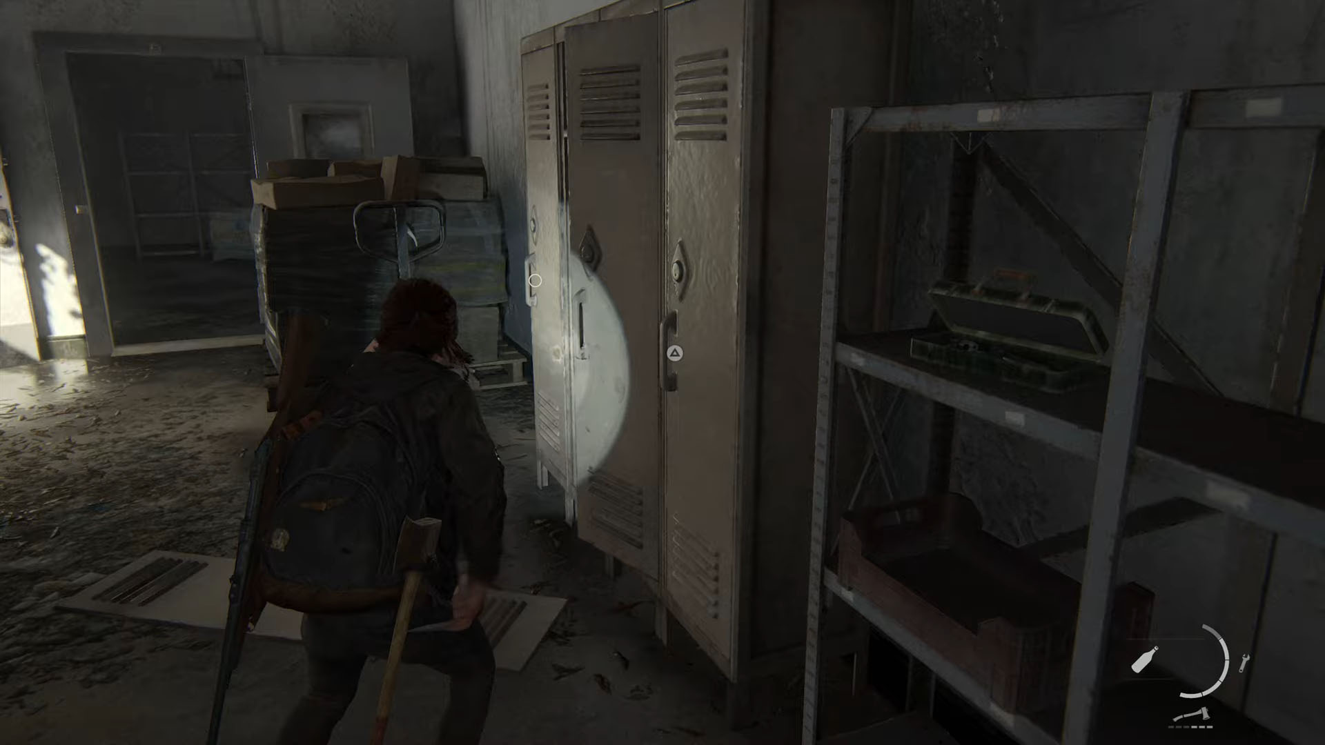 Sergeant Frost trading card location - tlou2