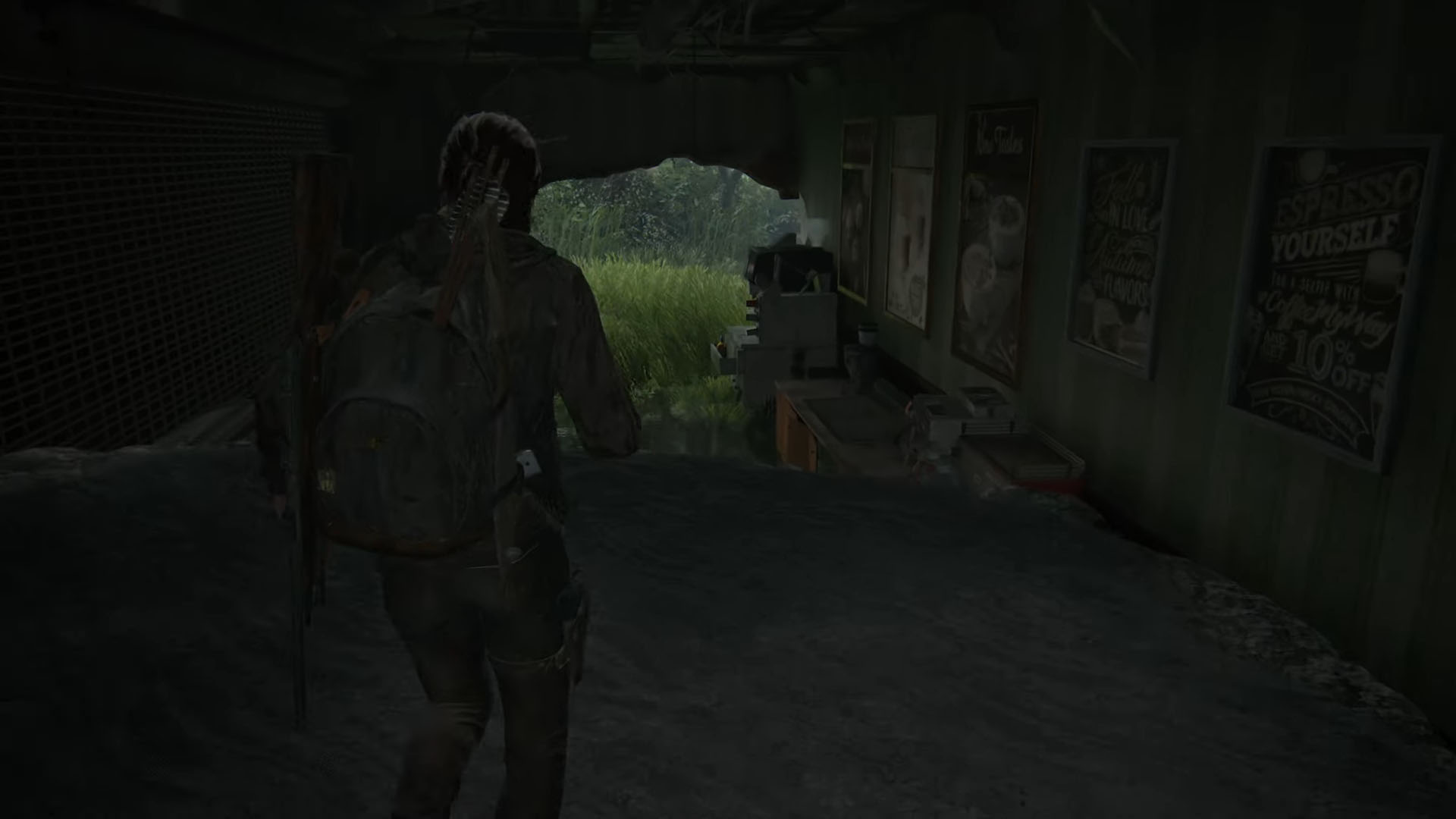 Tanager trading card location - tlou2