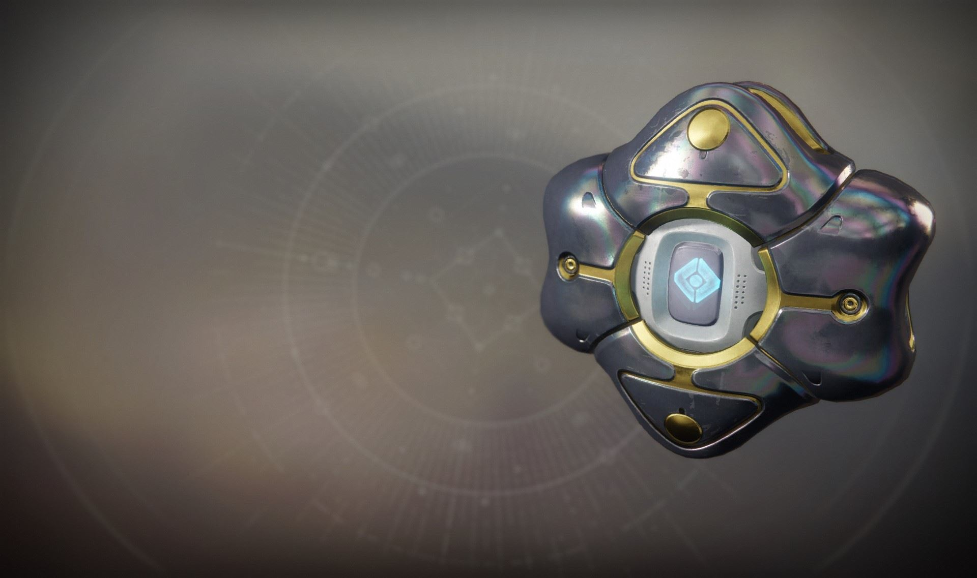 TWAB Contender's Ghost Shell Seeker of Brilliance