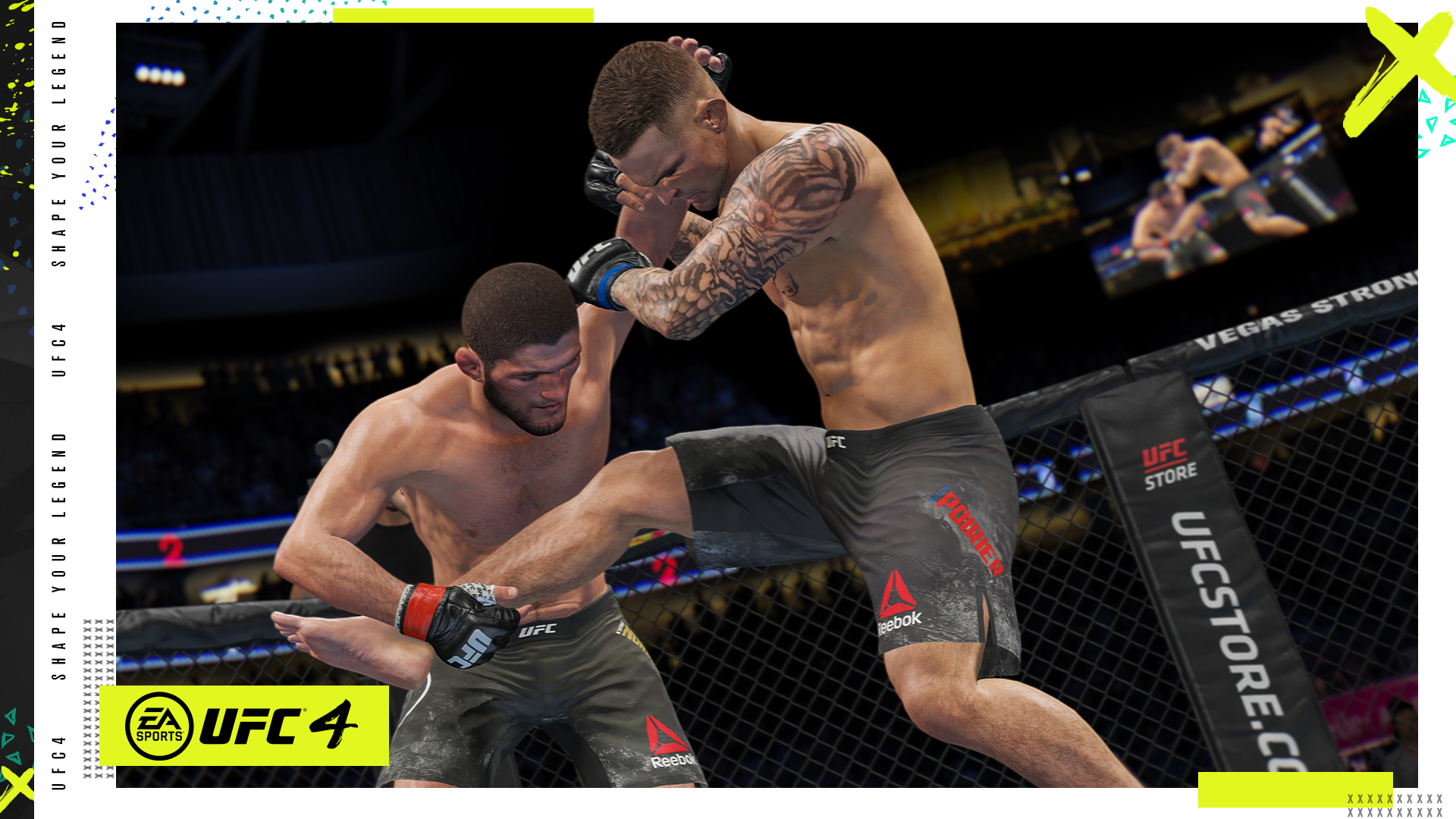 Ea Sports Ufc 4 Will Be More Accessible To The Average Player Shacknews