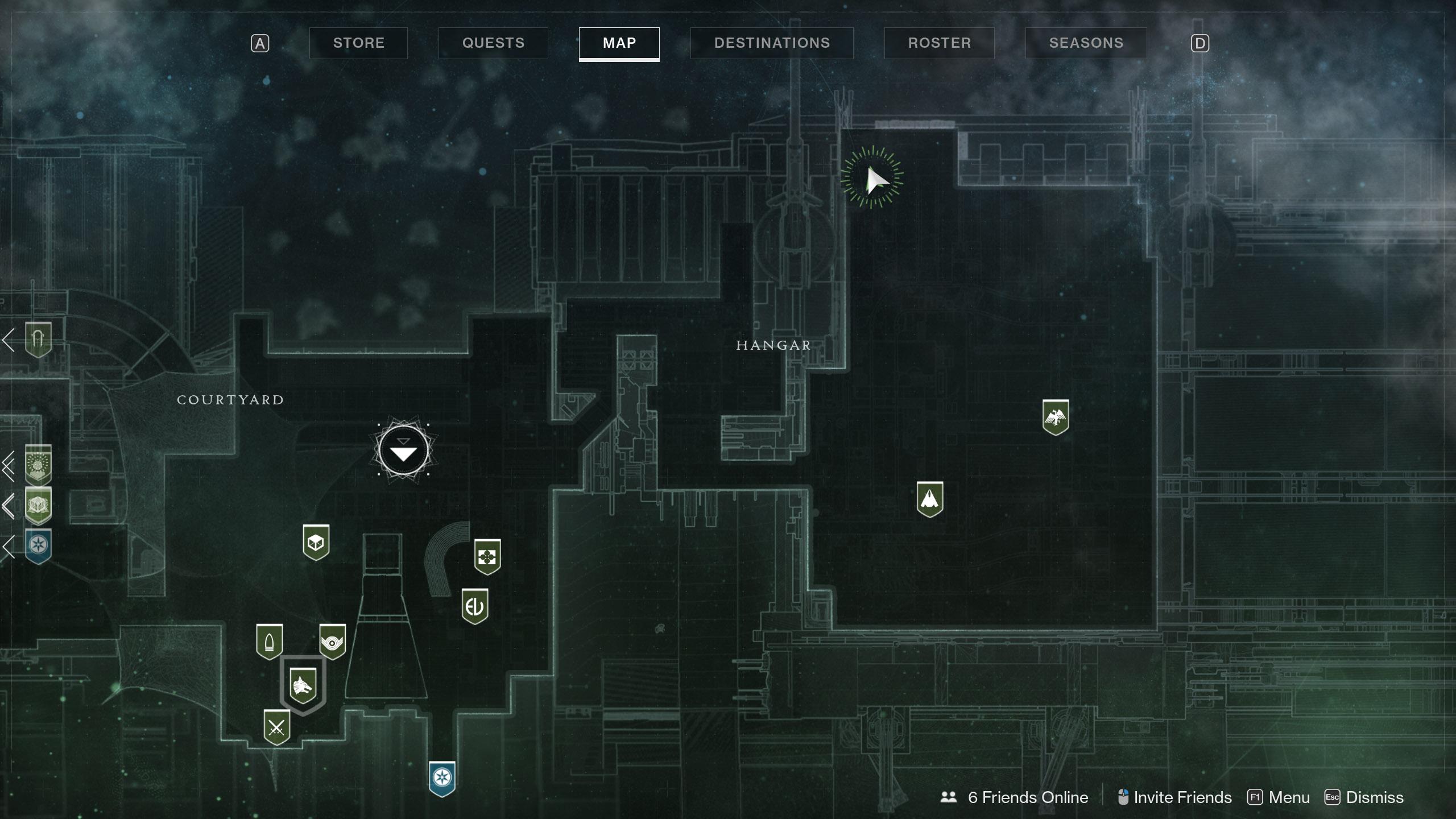 Xur Location July 3 2020 Destiny 2
