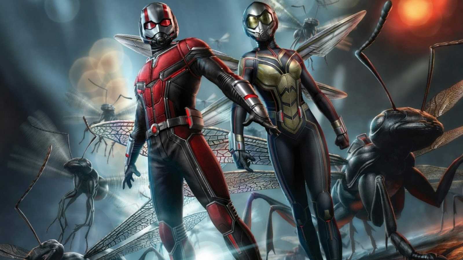 Ant Man and The Wasp are pivotal members of the Avengers and could appear as playable characters in the game.