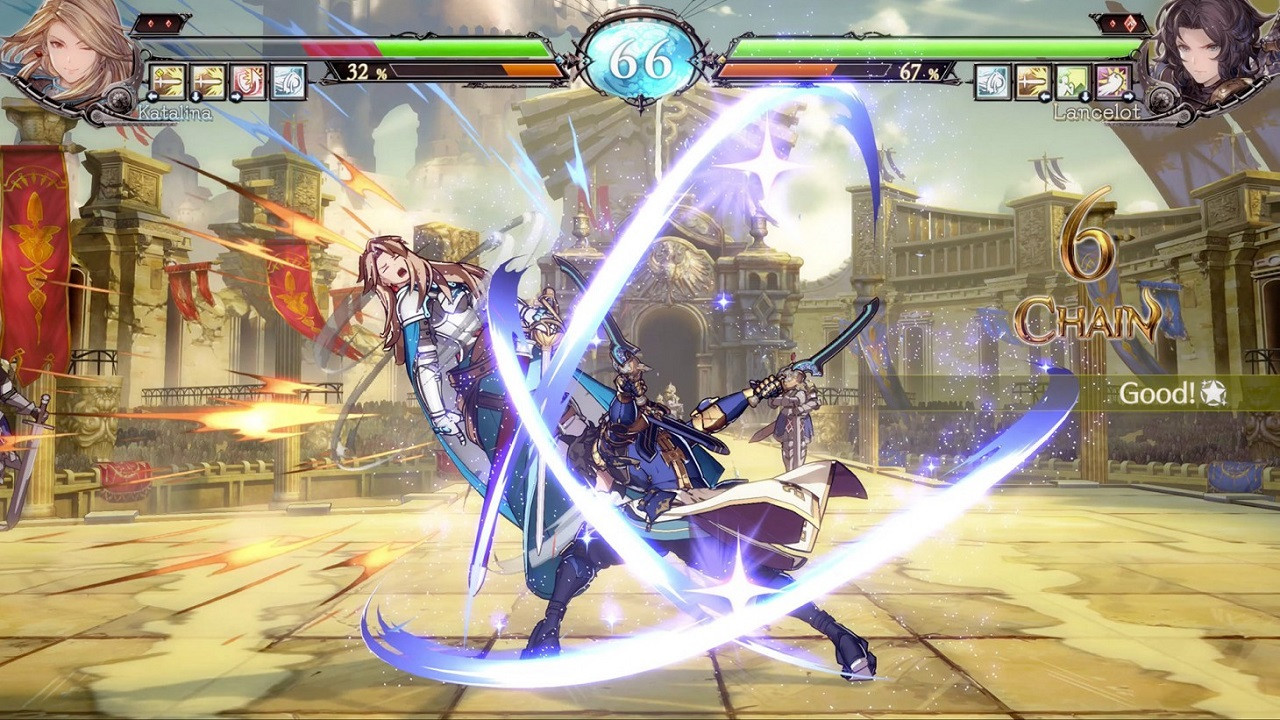 Granblue Fantasy Versus and Blazblue Cross Tag Battle will be two of the games prominently featured in both ARCREVO America and Japan Online tournament series.