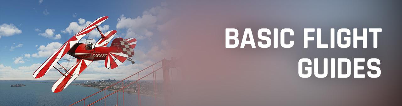 Basic Flight Guides Microsoft Flight Simulator 2020