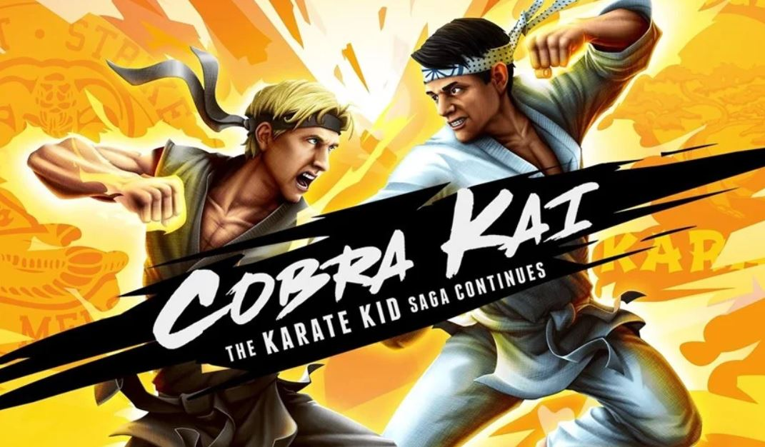 Cobra Kai beat-em-up comes to consoles in October