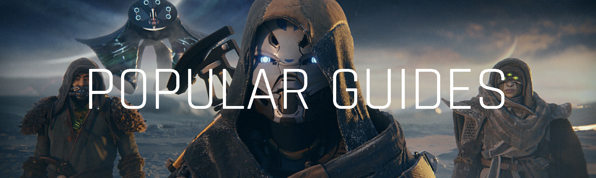 destiny 2 popular guides