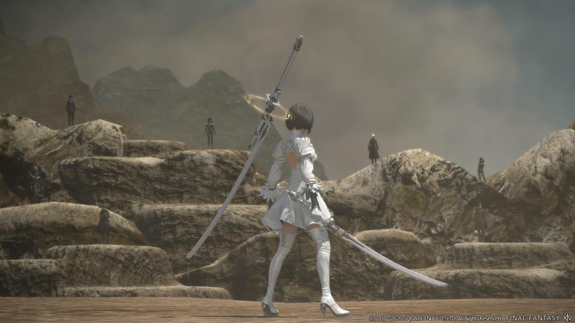 Final Fantasy 14 - Patch 5.3