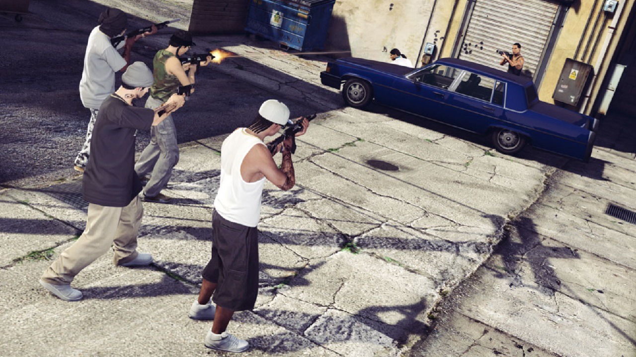 Grand Theft Auto Online has been a major part of GTA5's ongoing sales, with regular updates bringing players more content to enjoy.