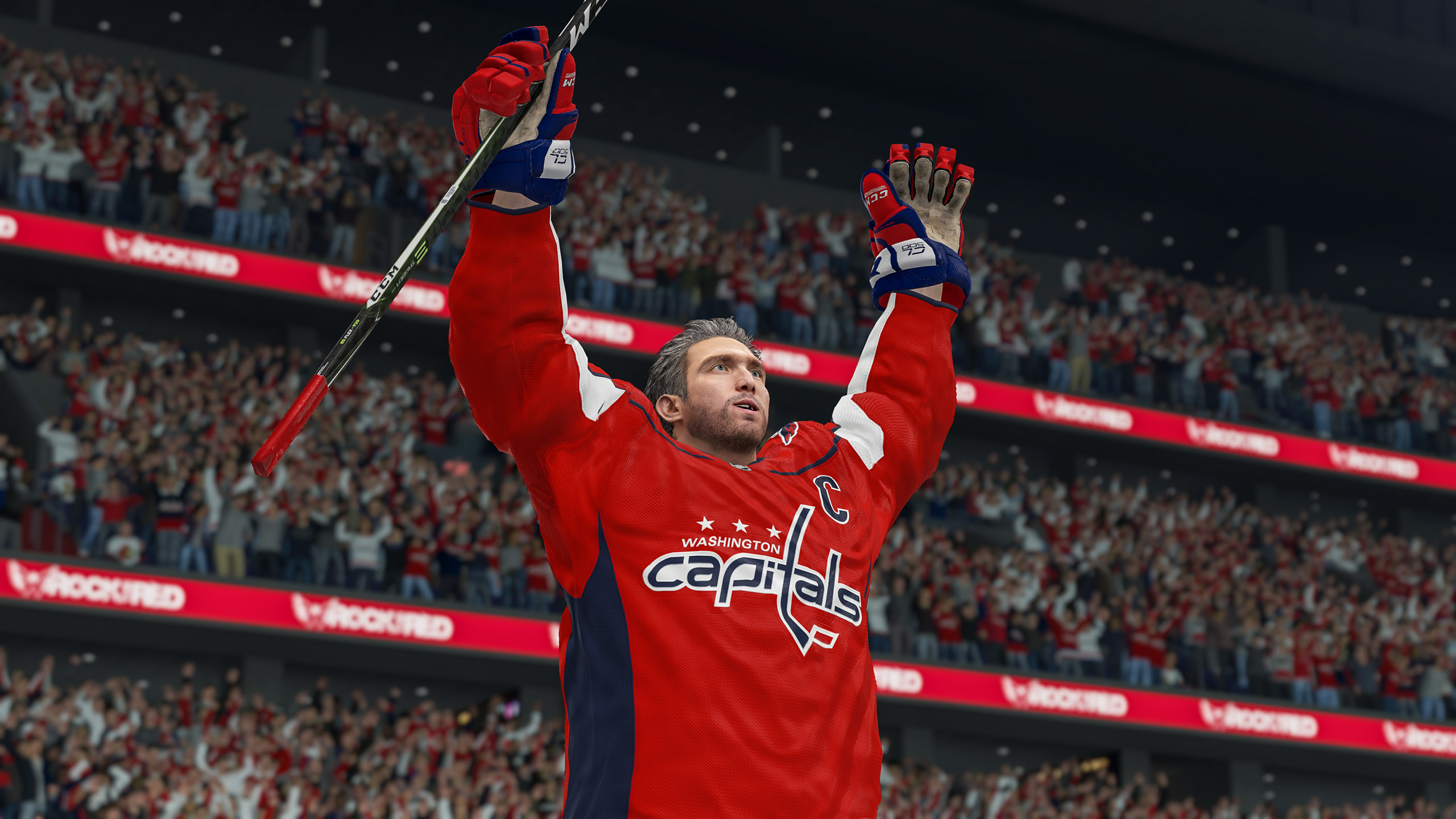 Alex Ovechkin offers hilarious comment about making NHL 21 cover