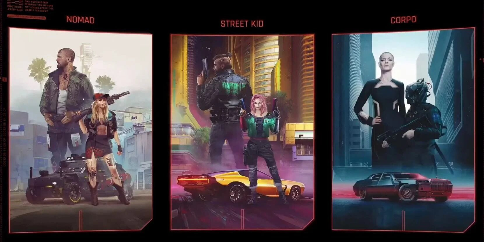Which lifepath should you choose in Cyberpunk 2077