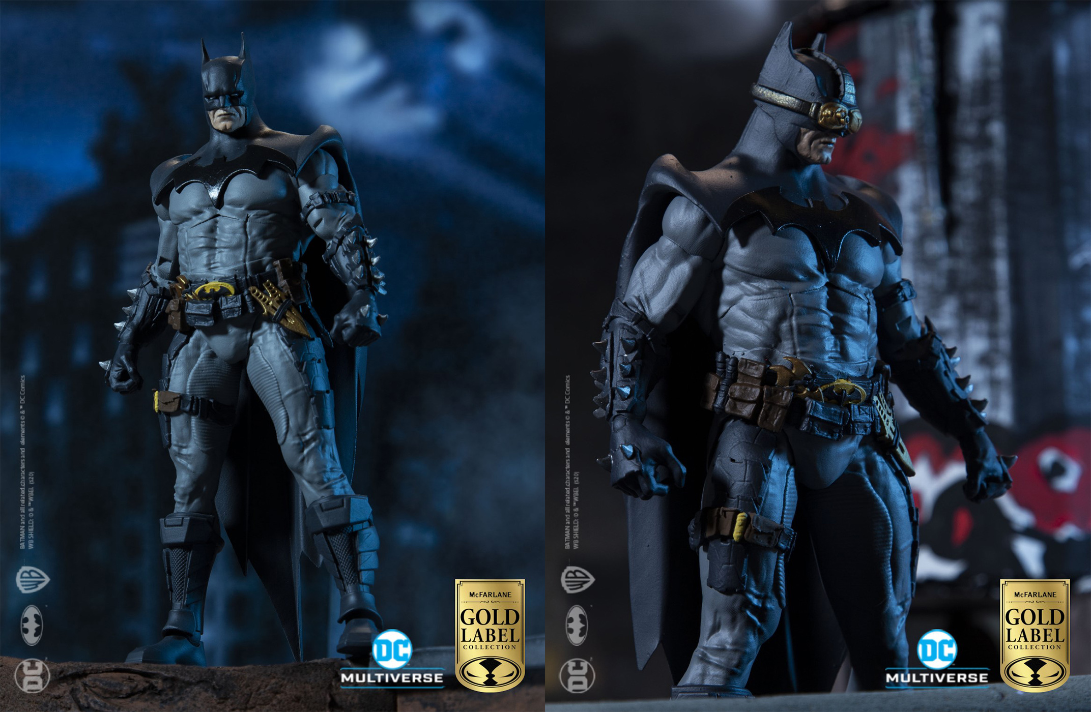 McFarlane Toys new Batman