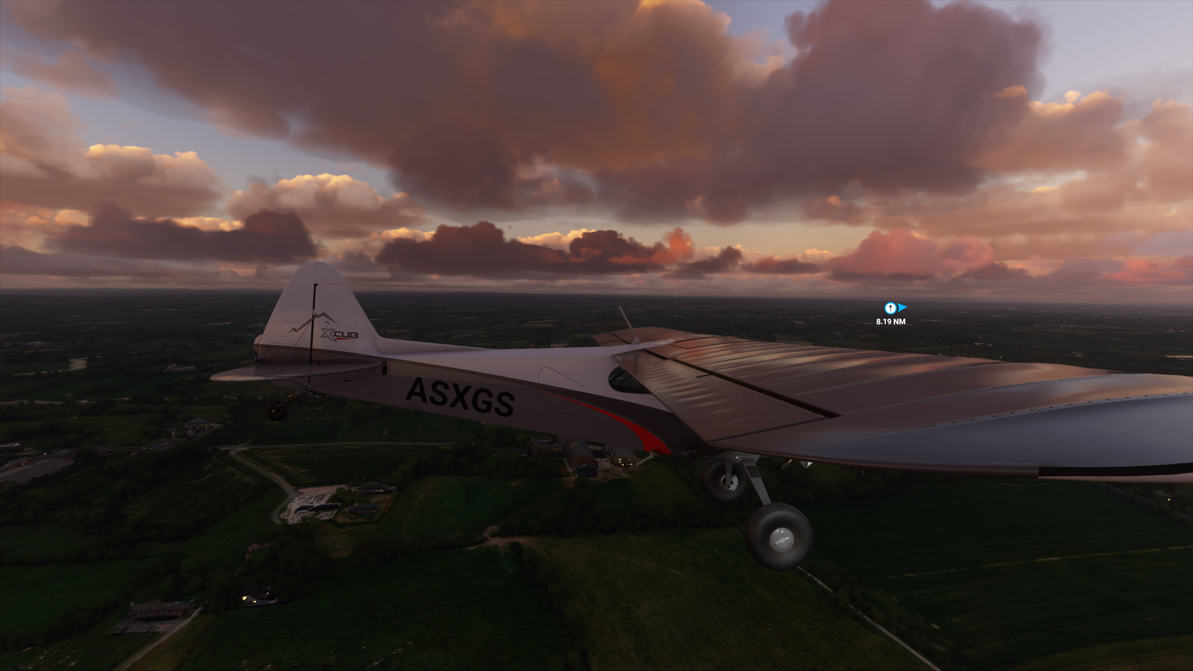 Microsoft Flight Simulator 2020 will download satellite imaging data to improve visual quality.