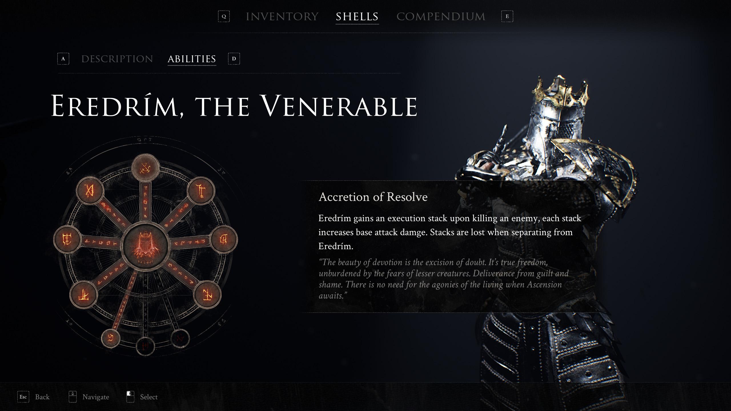 mortal shell review eredrim the venerable