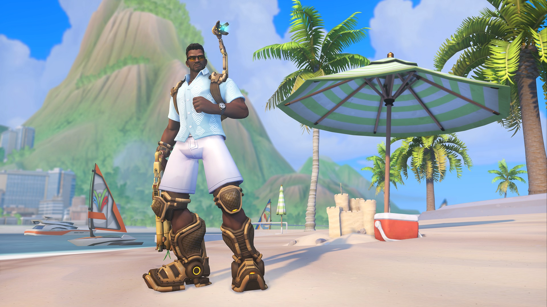 Tropical Baptiste