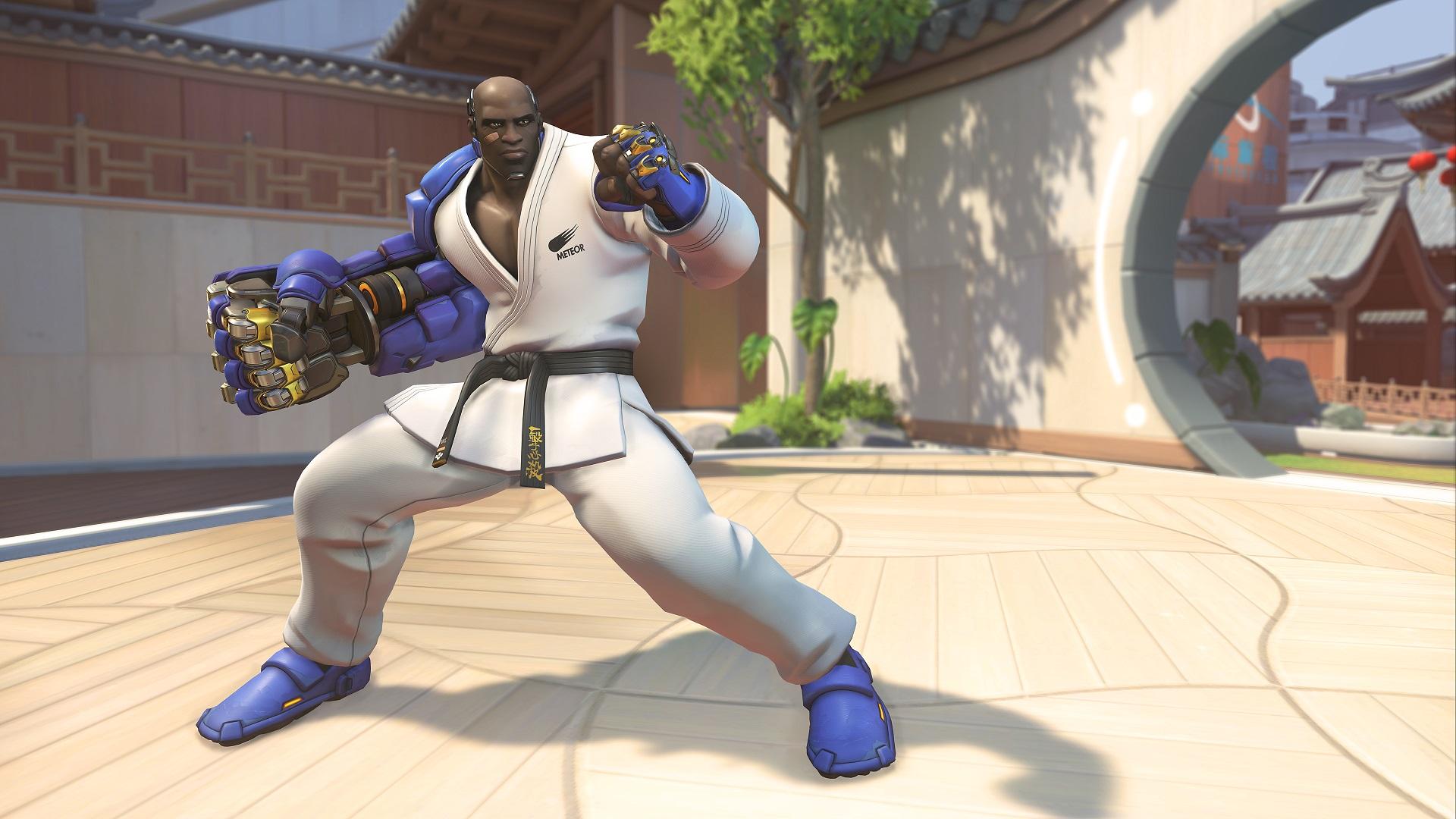Karate Doomfist