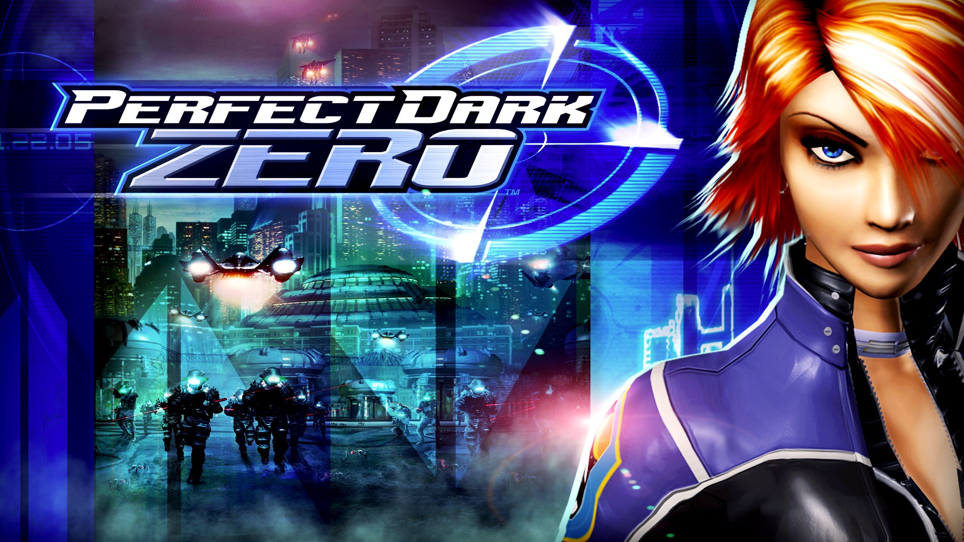 Perfect Dark Zero is the latest game in the Perfect Dark franchise, released in 2005.