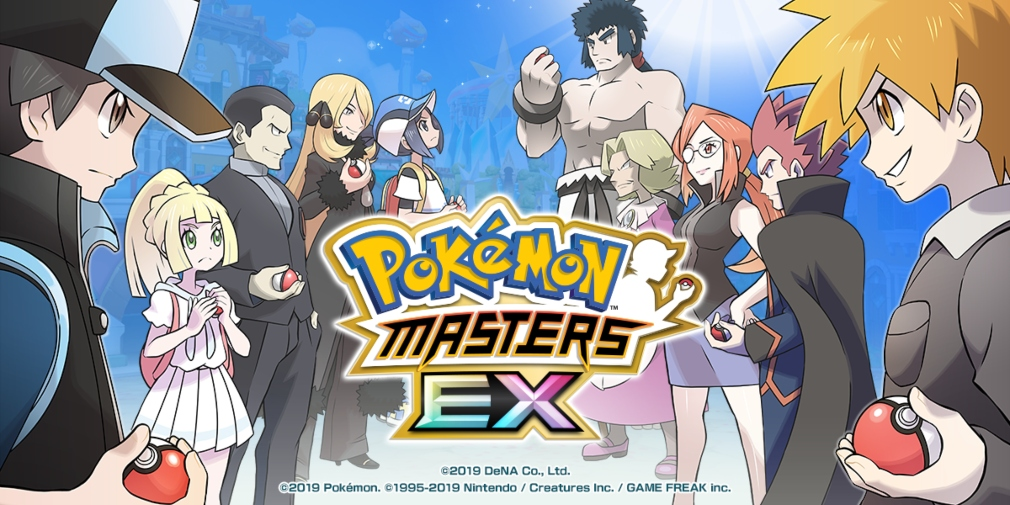 Pokemon Masters has been officially renamed to Pokemon Masters EX