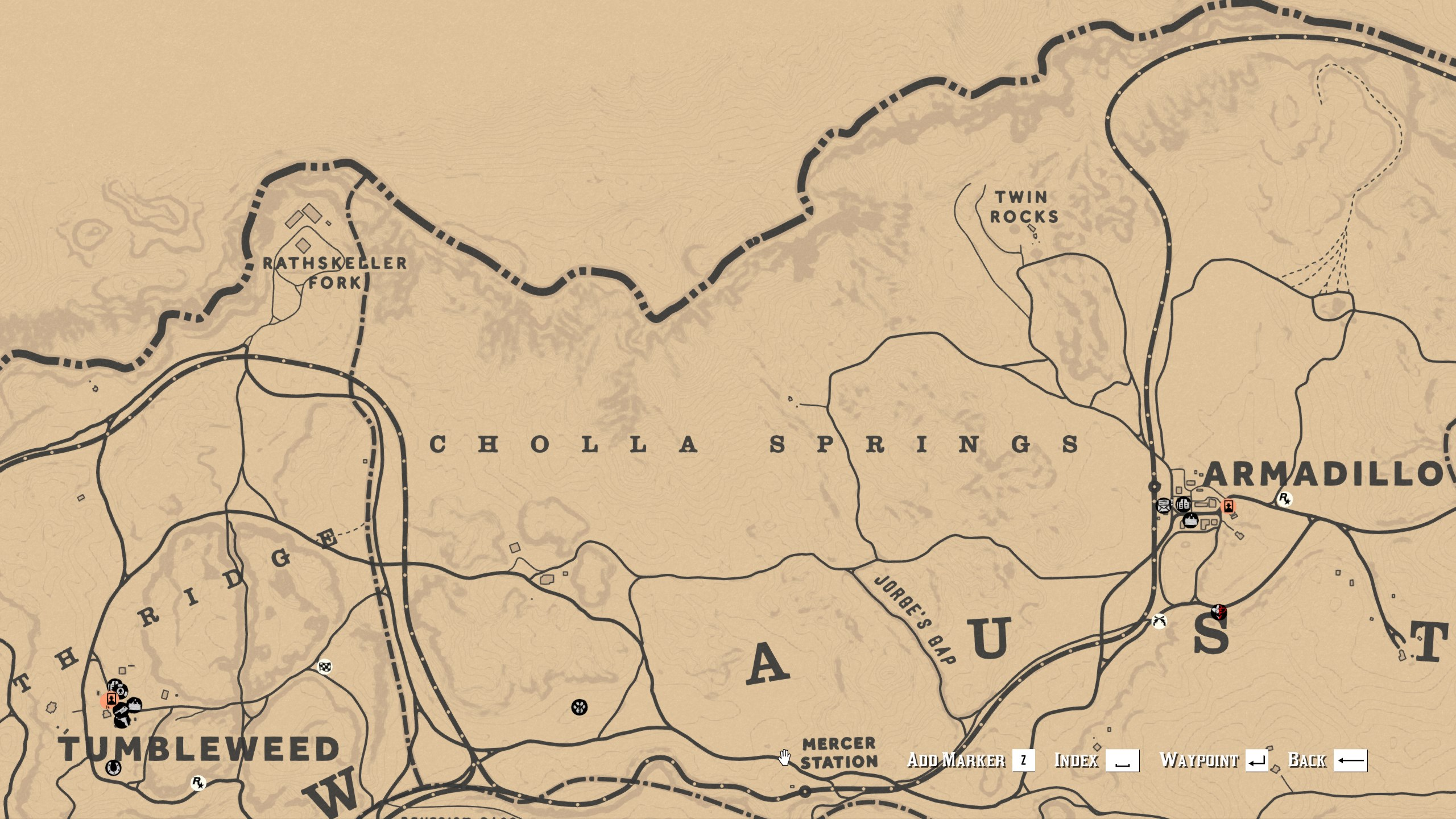 Legendary Animal Locations - Red Dead Online - Ozula Elk