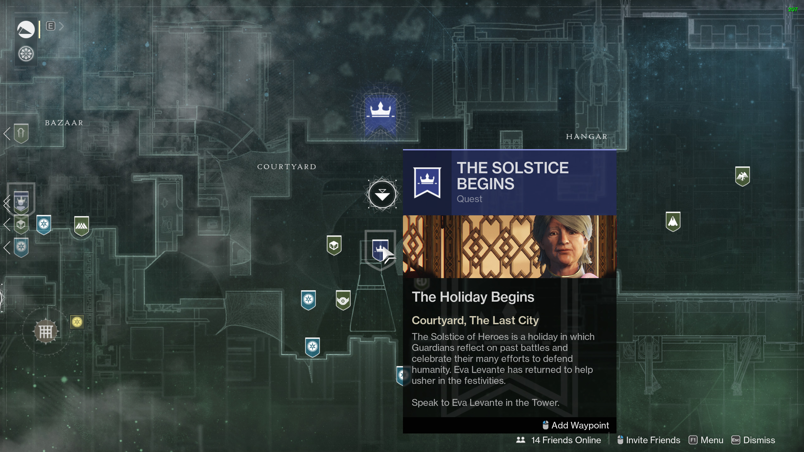 The Solstice Begins Destiny 2