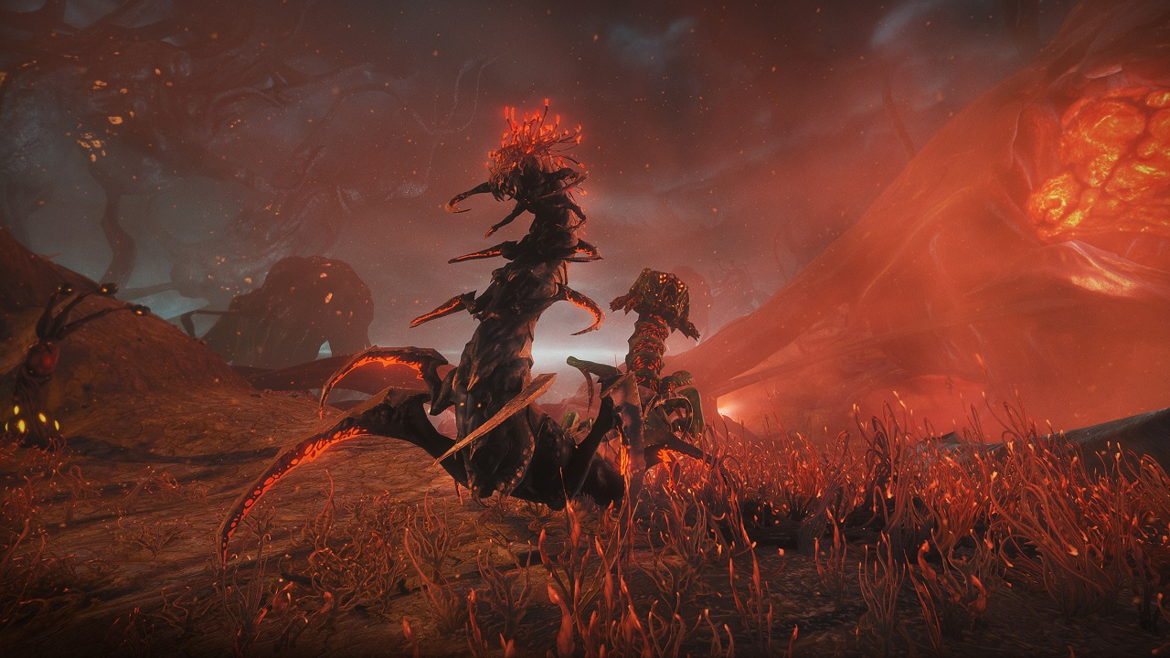 Warframe's Heart of Deimos content will focus on the Infested, and for the first time ever, all platforms will be able to play it on the same day.