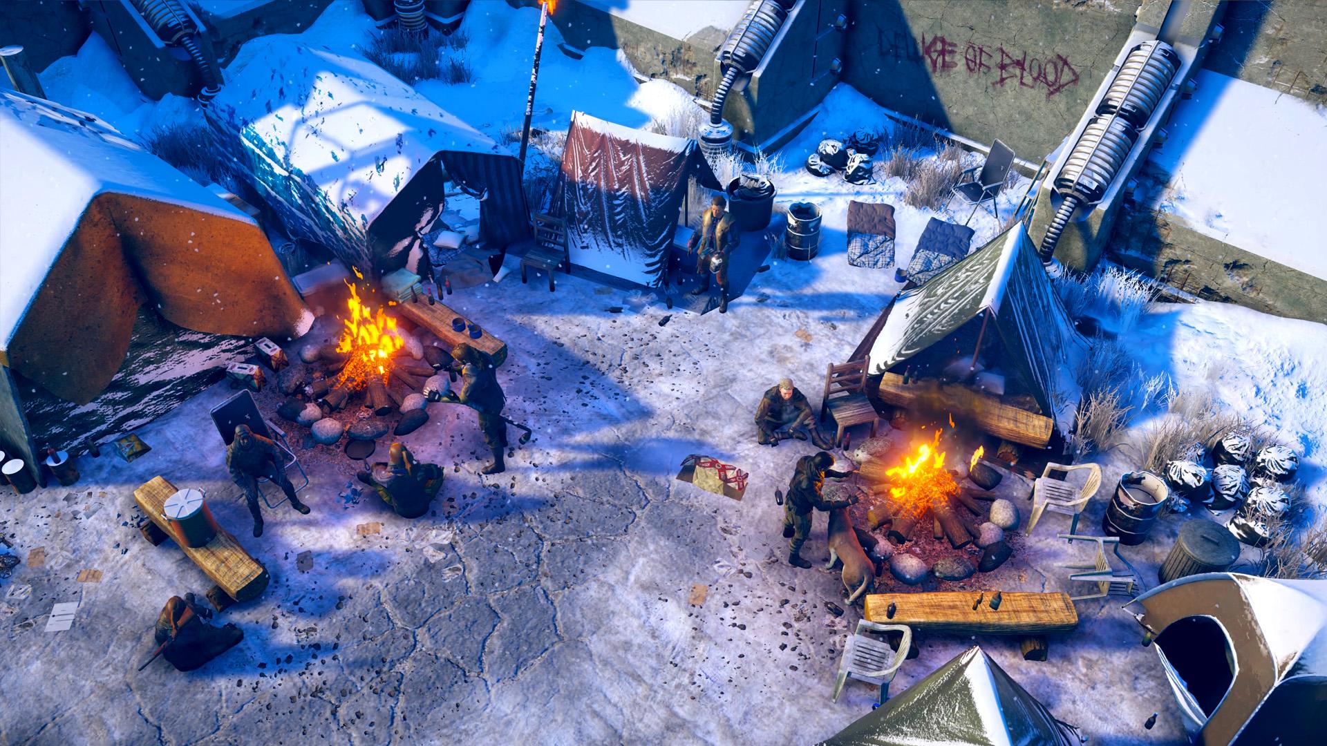 Wasteland 3 not saving PC