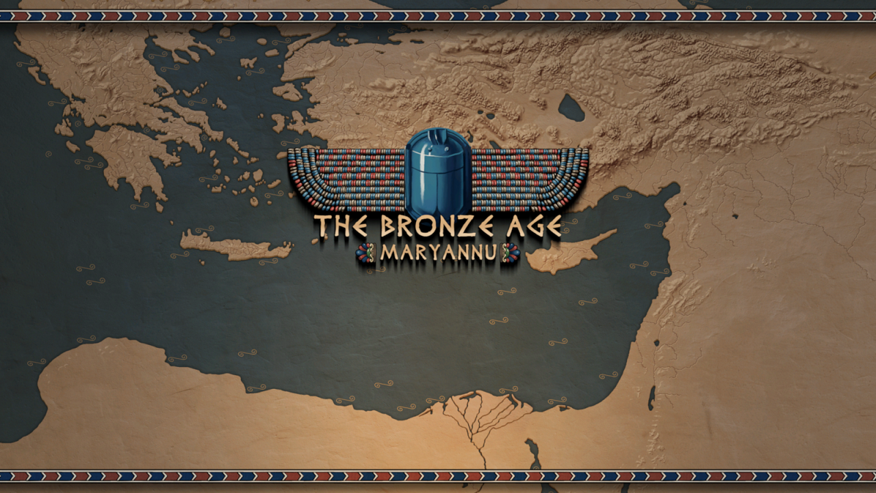 The Bronze Age: Maryannu mod by Svanley and the Bronze Age team