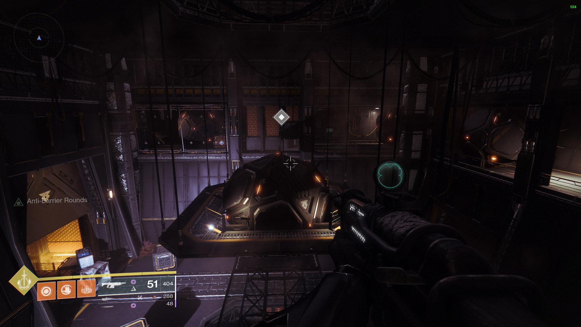 Destiny 2 Exodus Evacuation Mindlab